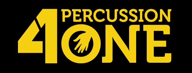 Percussion 4one Logo