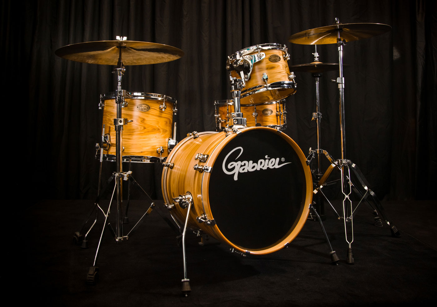 Pro-Mini Gabriel Drum Kit